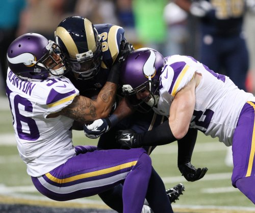 Minnesota Vikings safety Harrison Smith undergoes ankle surgery