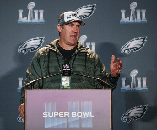 Philadelphia Eagles' Doug Pederson was looking forward to White House visit