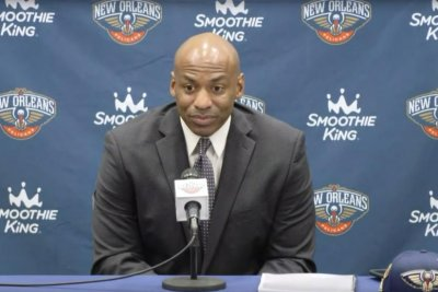 New Orleans Pelicans fire GM Dell Demps