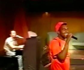 Watch Kanye West, John Legend perform early version of 'Gold Digger' in old clip