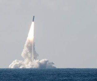 France tests updated submarine nuclear missile