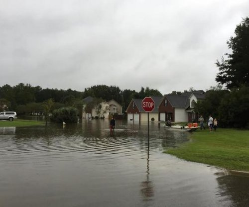 Torrential rain, flash floods kill at least four in South Carolina