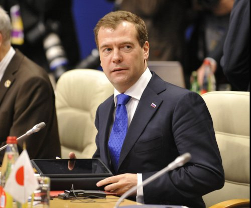 "Russian PM blames the West for ""new Cold War"""