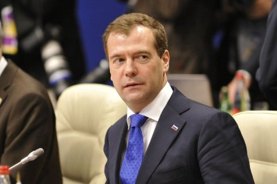 """Russian PM blames the West for """"new Cold War"""""""