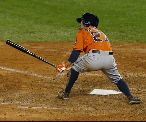 Jose Altuve sparks Houston Astros past Oakland Athletics