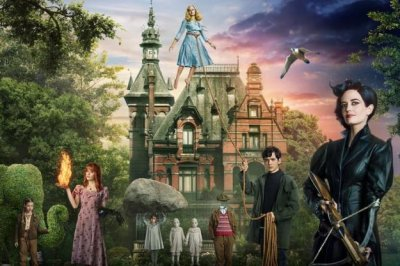 New posters show off 'Miss Peregrine's Home for Peculiar Children' cast