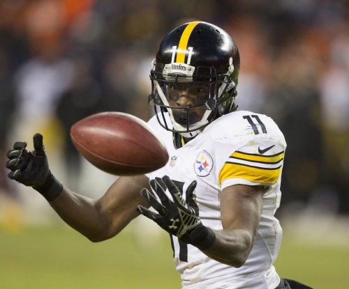 Pittsburgh Steelers WR Markus Wheaton out for MNF