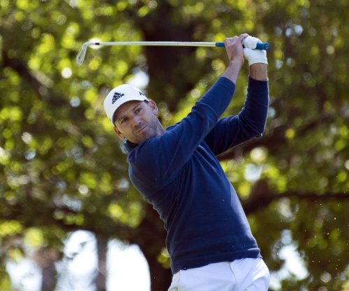 2017 Masters leaderboard update: Sergio Garcia, Charley Hoffman tied for early lead