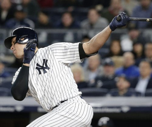 Aaron Judge hits first career grand slam as New York Yankees beat Oakland A's