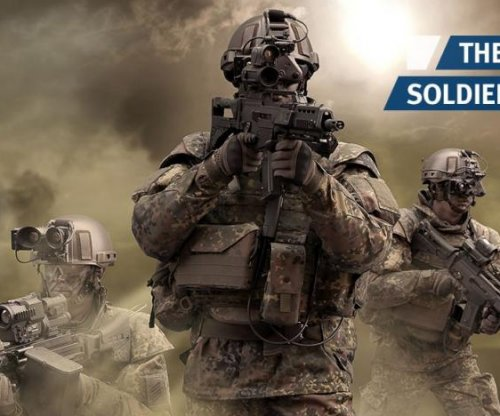 German army receiving more Future Soldier System equipment