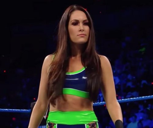 Wwe Smackdown Brie Bella Maryse Have Main Event Battle Upi Com