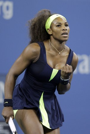 Serena Williams rallies to make Madrid semifinals