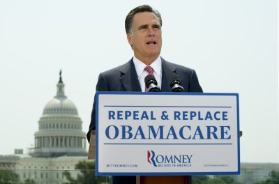 Romney campaign: Health mandate not a tax