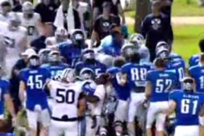 Memphis punishes 12 players for bowl brawl