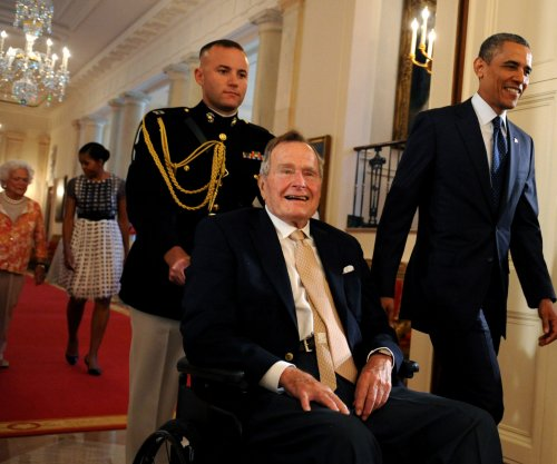 Secret Service took a year to repair alarm at George H.W. Bush home, report