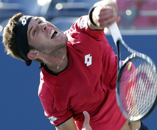Jiri Vesely upsets Novak Djokovic in Monte Carlo