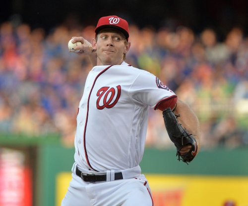 Stephen Strasburg feels discomfort during bullpen session