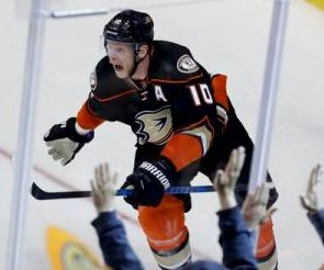 Corey Perry caps Anaheim Ducks' historic comeback vs. Edmonton Oilers