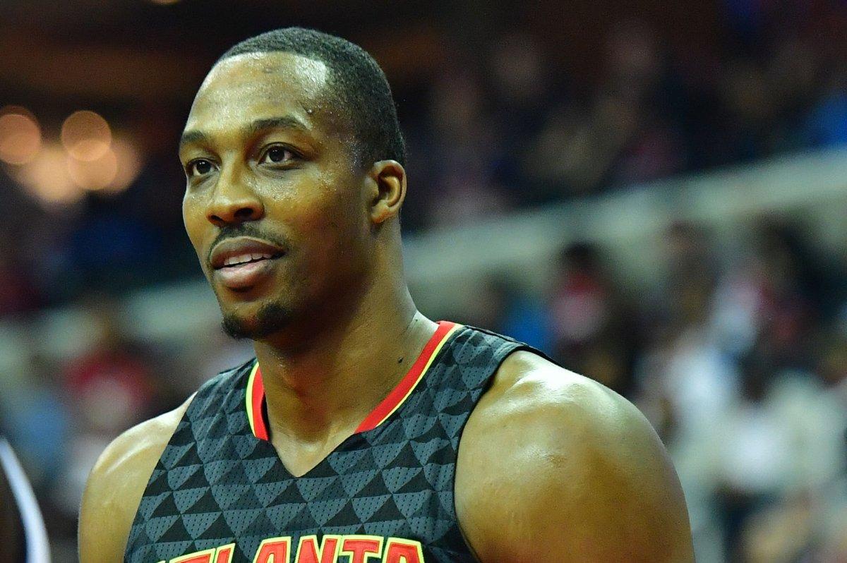 Atlanta Hawks trade Dwight Howard to Charlotte Hornets UPI