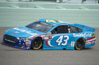NASCAR notebook: Aric Almirola thrilled to return after injury