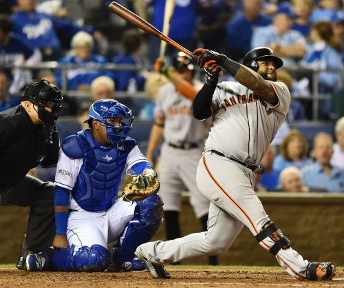 MLB notebook: Pablo Sandoval back with San Francisco Giants