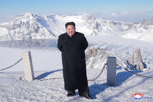 Kim Jong Un's pilgrimage to Mt. Paektu raises questions