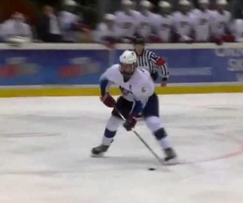 Projected No. 1 NHL pick Jack Hughes sets U.S. U18 record at Worlds