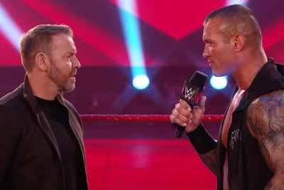 WWE Raw: Randy Orton targets Christian
