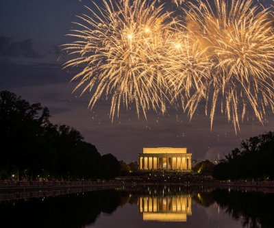 Watch live: Washington, D.C. celebrates Fourth of July with fireworks