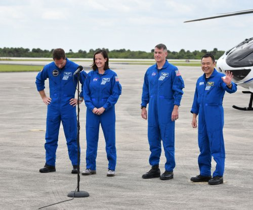 Crew 2 mission astronauts arrive in Florida ahead of SpaceX launch