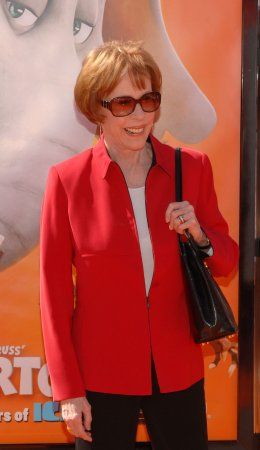 Carol Burnett to return to 'AMC'