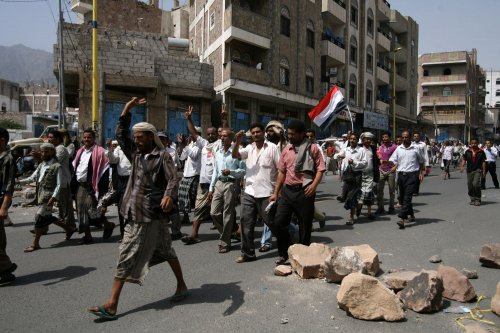 Wounded Saleh vows to return, but will he?
