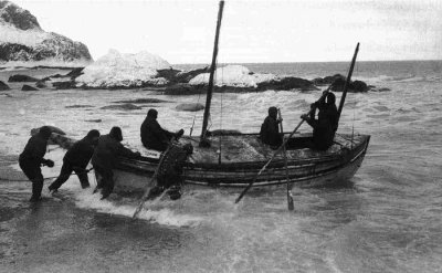 Explorers to recreate epic 1914 voyage