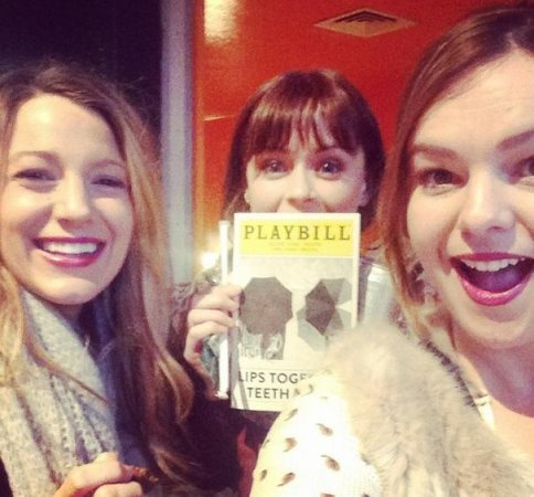 'Sisterhood of the Traveling Pants' stars reunite at America Ferrera's NYC show