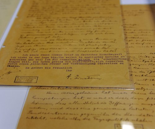 Einstein documents digitization project complete