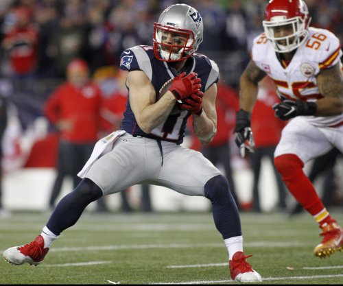 New England Patriots' Julian Edelman still undefeated this season