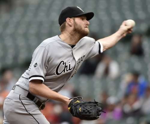 Chicago White Sox's Chris Sale becomes first 12-game winner