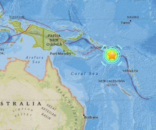 Tsunami watch for Hawaii after 7.7-magnitude quake off Solomon Islands