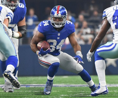 New York Giants activate RB Shane Vereen off IR