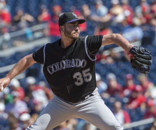 Chad Bettis returns from cancer battle, helps Colorado Rockies blank Atlanta Braves