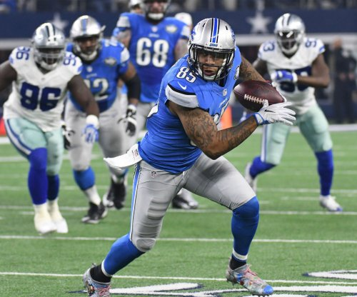Detroit Lions: TE Eric Ebron still dealing with missed time in training camp