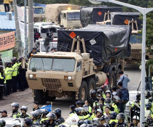 China blasts South Korea's completion of THAAD deployment