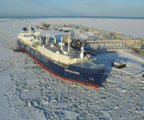 Russia's Novatek uses short Arctic route for LNG shipment