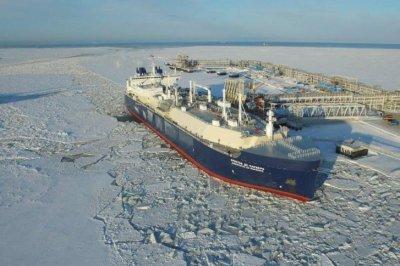 Russia's Novatek uses short Arctic route for LNG shipment
