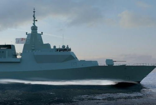 Canada S Combat Ship Team Investing In Type 26 Frigate
