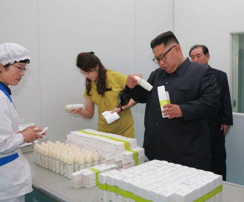 North Korean men swept up in 'cosmetics craze,' report says