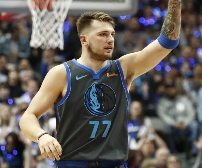 Dallas Mavericks' Luka Doncic to miss at least two weeks with ankle injury