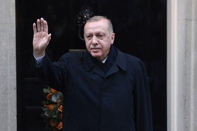 U.S. condemns Turkish president's meeting with Hamas