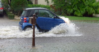 Isaac nears hurricane status out in gulf