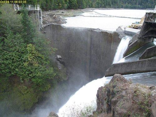 Washington State's Elwha River flows free once again
